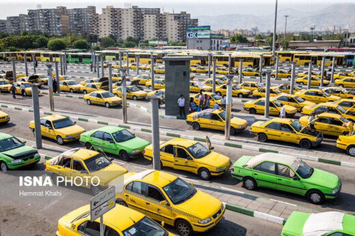 کرونا جان 700 راننده تاکسی را گرفت