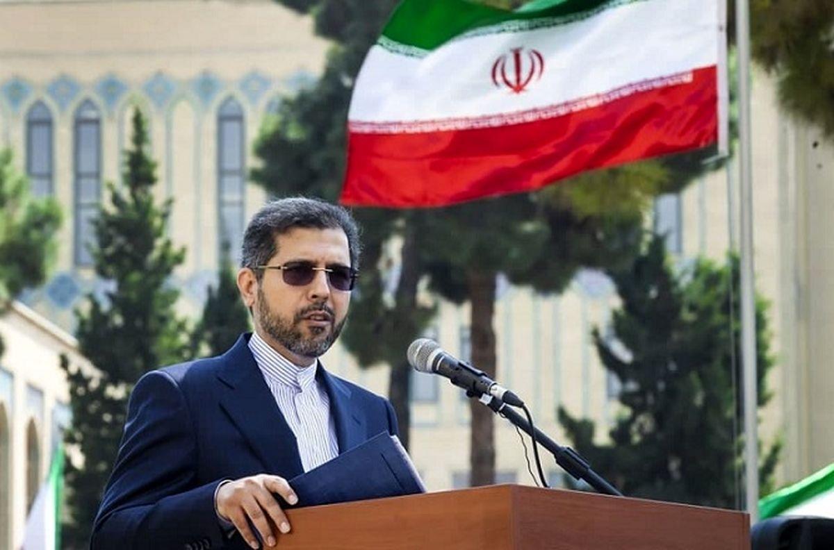 ناگفته های خطیبزاده درباره نشست ایران و ۱+۴ در نیویورک