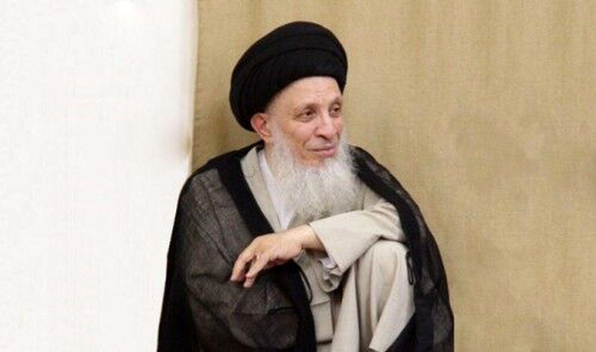 آیت الله سید محمد سعید حکیم درگذشت