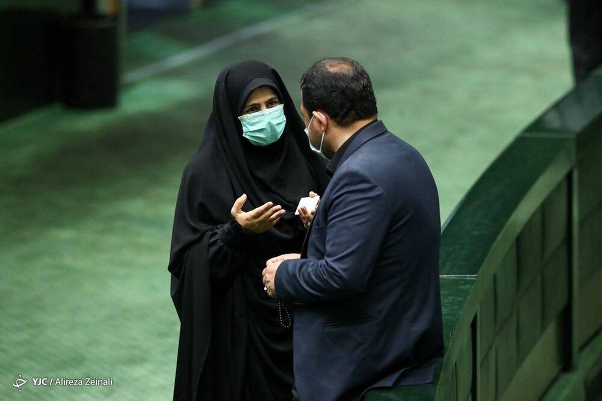 حذف زنان از دولت، سکوت زنان در مجلس