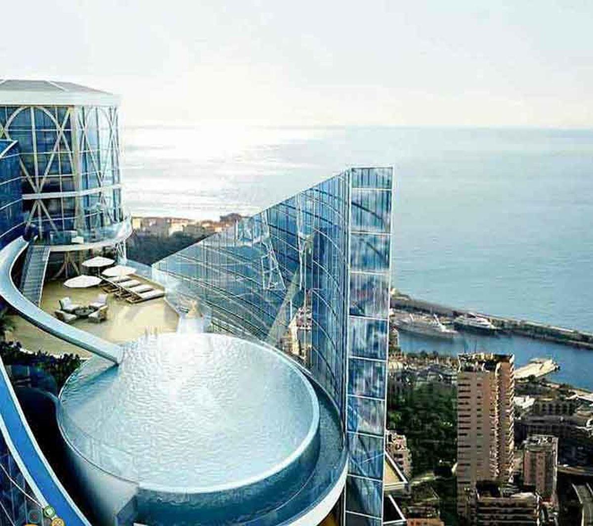 گرانترین آپارتمان جهان به قیمت ۴۰۰ میلیون دلار!