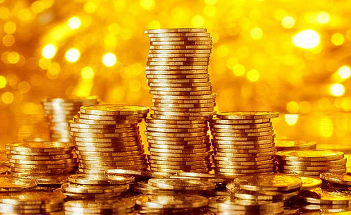 علت اصلی گران شدن سکه   هیجان سکه بازان از افزایش قیمت دلار