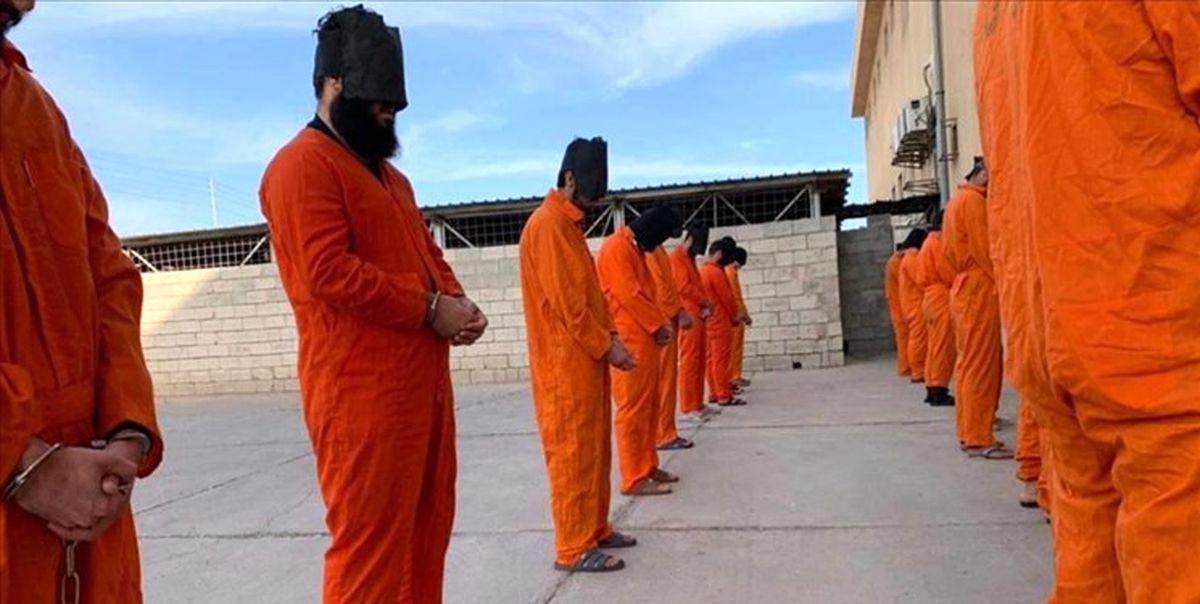 دستگیری 22 داعشی در منطقه کردستان عراق