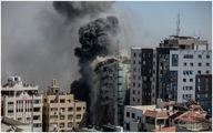 ادامه حملات وحشیانه رژمی صهیونیستی به نوار غزه