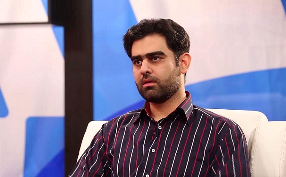 واکنش معنادارمجری شبکه افق به ترند شدن هشتگ محاکمه روحانی  توئیت