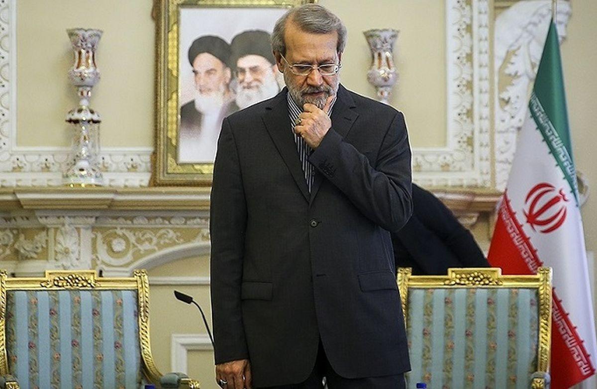 جزئیات استعفای علی لاریجانی از توافق 25 ساله ایران و چین