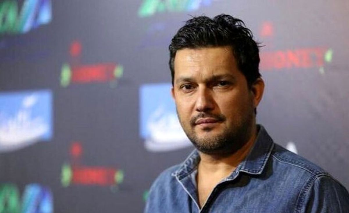 حامد بهداد در کنار بازیگر جنجالی سریال زخم کاری +عکس دیده نشده