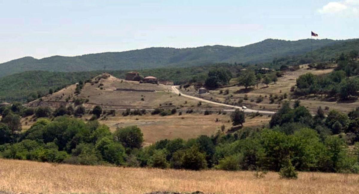 مرز ایران و ارمنستان بسته شد