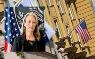 اخراج سخنگوی سفارت آمریکا در روسیه از مسکو