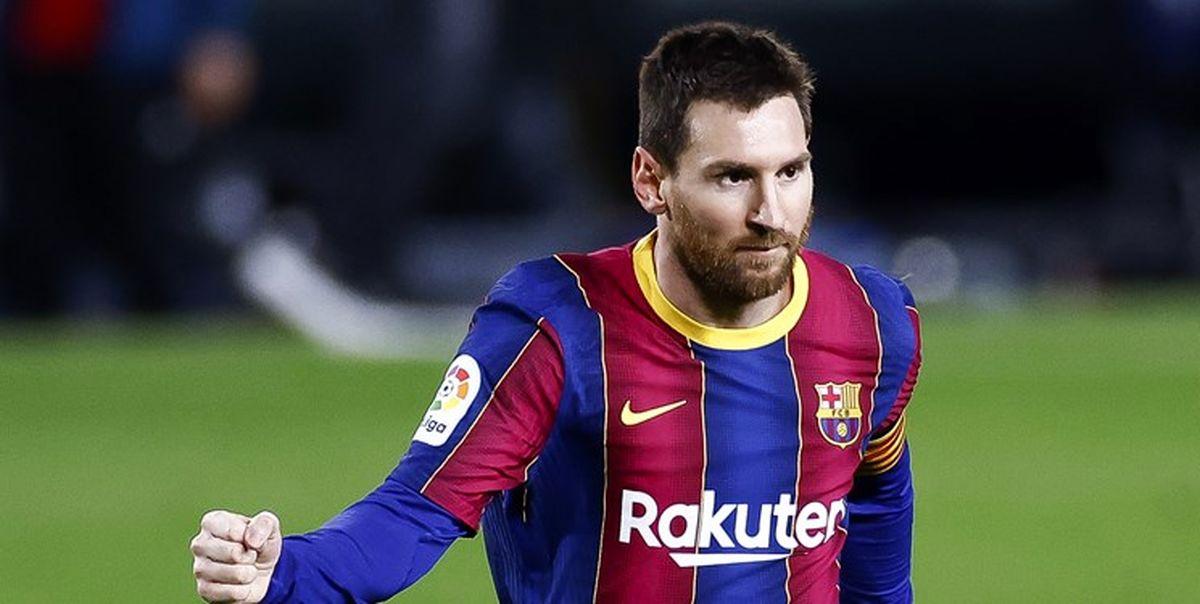 لیونل مسی در بارسلونا ماندنی شد؟