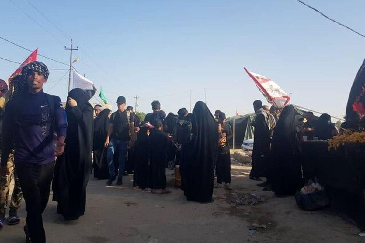 مرز مهران به روی زائران کربلا باز شد ؟ | جزئیات کامل