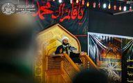عزاداری امام حسن عسکری(ع) در حرمین عسکریین/تصاویر