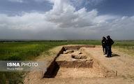 تصاویر: کشف شهر زیرزمینی در صالح آباد