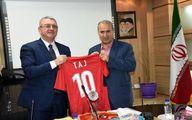 امضای تفاهمنامه بین فدراسیون فوتبال ایران و آلبانی/ احتمال استفاده از کیش در جام جهانی 2022
