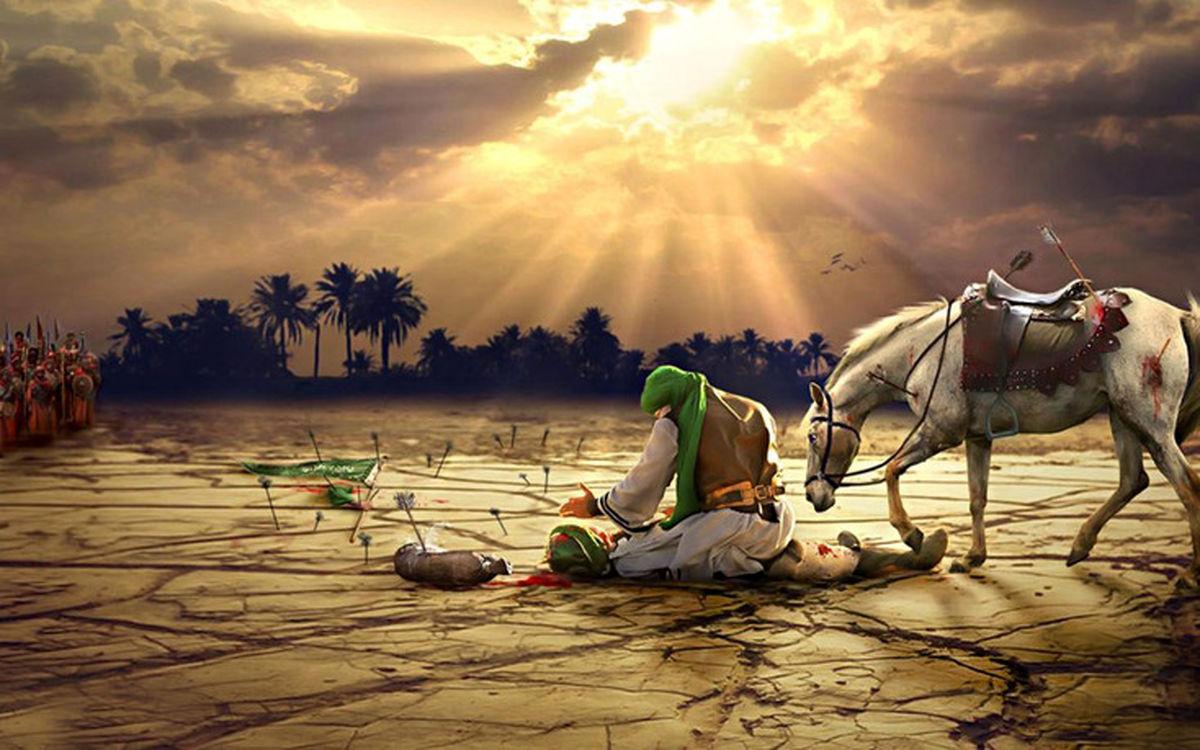 ماجرای شهادت حضرت عباس به روایت رهبر انقلاب