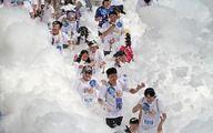 مسابقه دو در کف/عکس