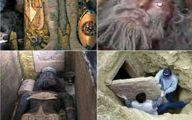 کشف مومیایی منتسب به «کوروش هخامنشی» در اطراف پاسارگاد/ میراث فرهنگی: شایعه است + عکس