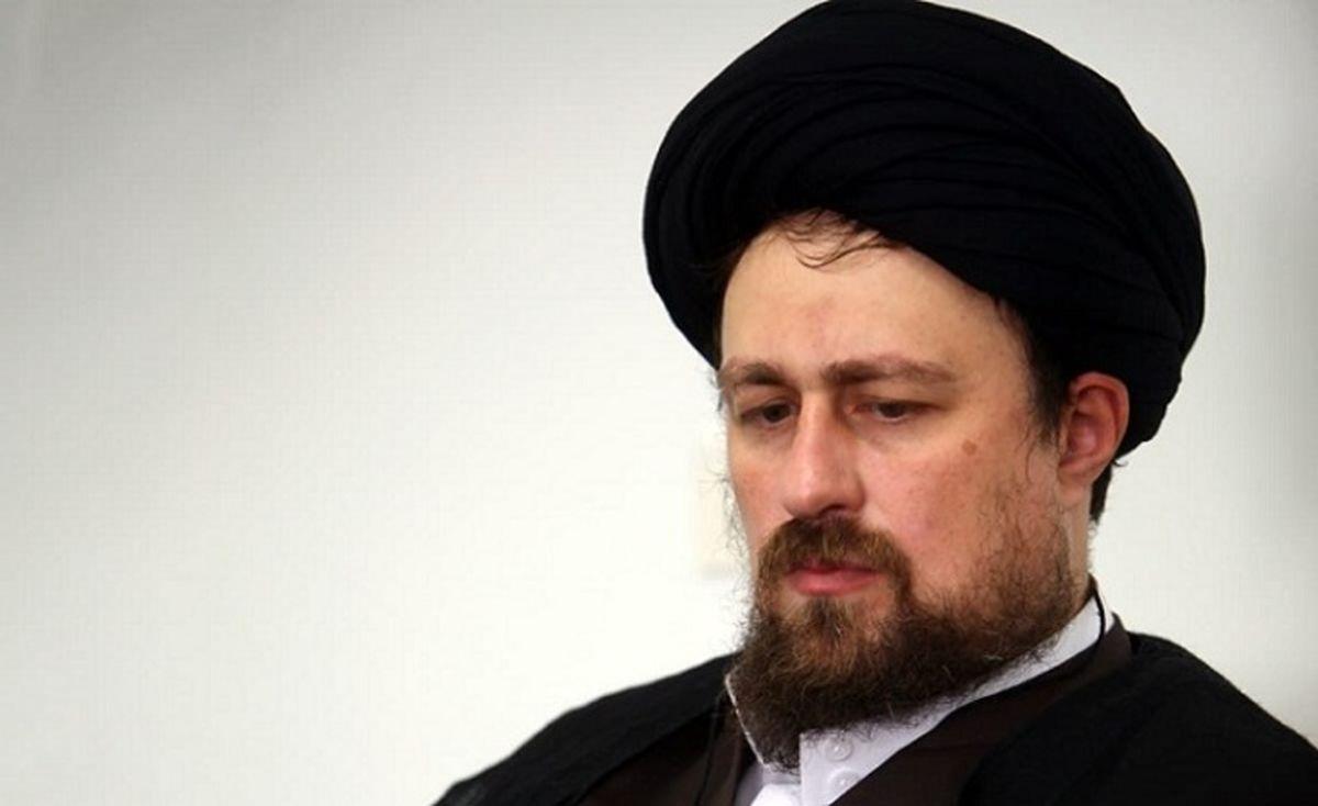 تسلیت سید حسن خمینی در پی درگذشت آیت الله نظری خادمالشریعه (ره)