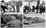 تصاویری از کودتا و خیانت آمریکاییها علیه مردم ایران
