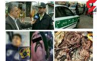 عکس اجساد 2 دزد که توسط پلیس نوشهر کشته شدند + جزییات 16+