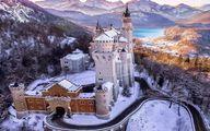 تصویری از زیباترین قصر قرن نوزدهم