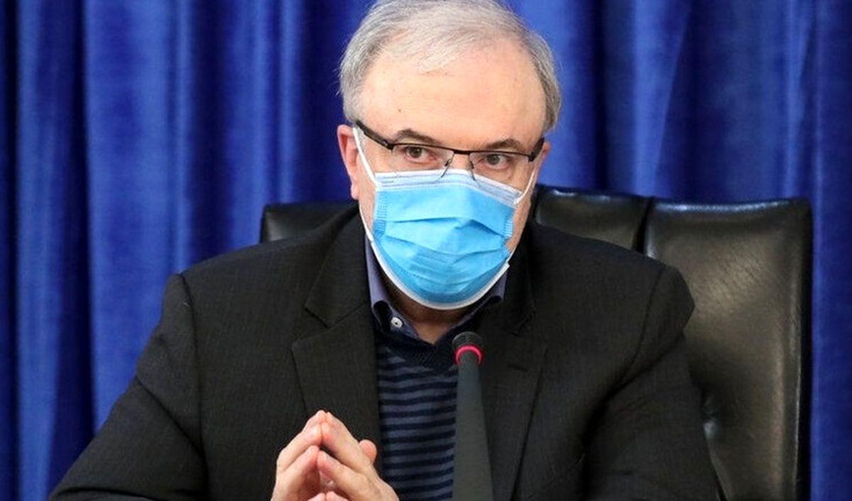 خبر خوب وزیر بهداشت درباره واکسن کرونا و زمان دقیق واکسیناسیون + جزئیات