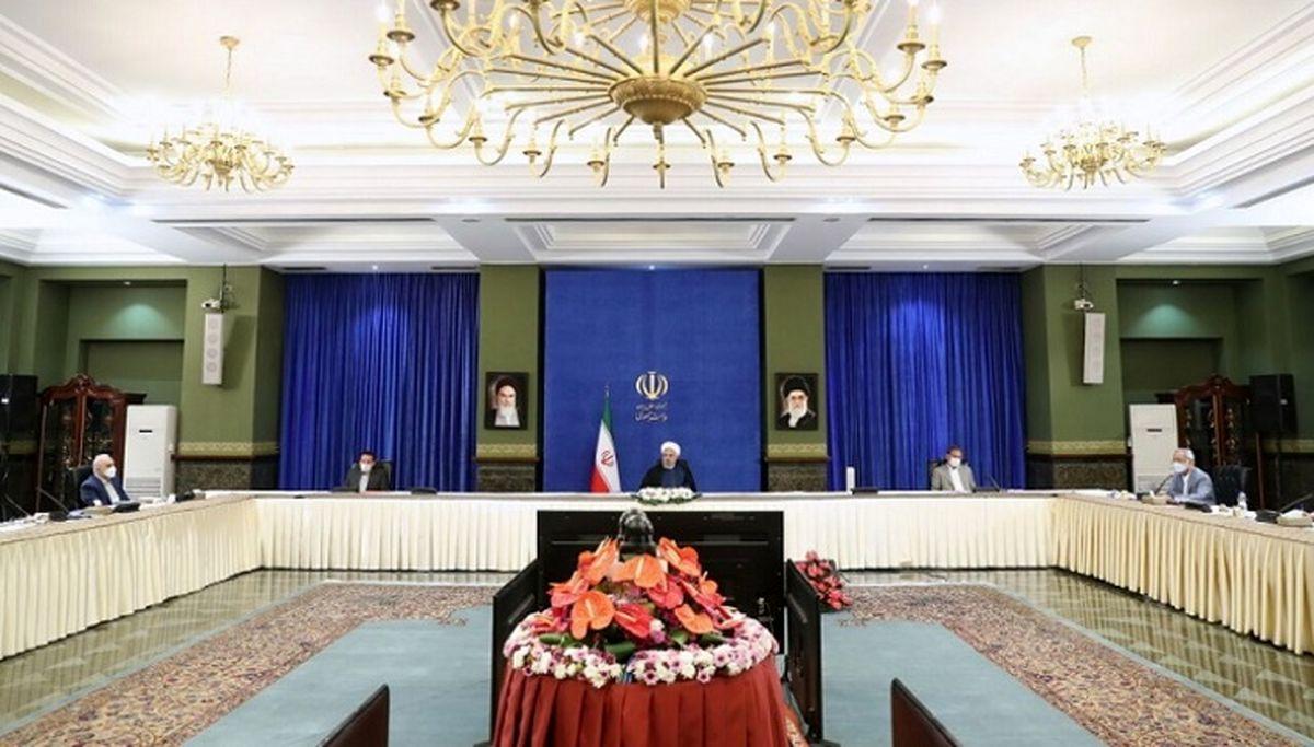 روحانی: دولت برنامه شعار سال را با همه توان دنبال خواهد کرد