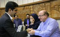 سپنتا نیکنام: هنگام بازگشتم به شورا، خانم همکارمان اشک میریخت / نگوییم اقلیت مذهبی،بگوییم ایرانی غیرمسلمان + عکس