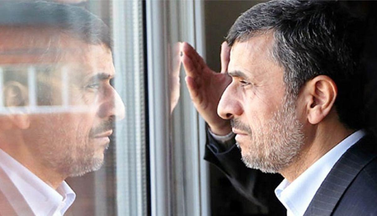 آغاز برائت یاران احمدی نژاد/ رئیس جمهور سابق پوست اندازی سیاسی کرد؟