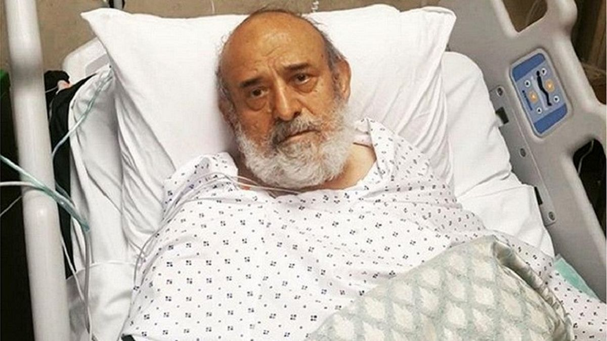 واکنش برادر شیخ حسن انصاریان به خبر فوت ایشان