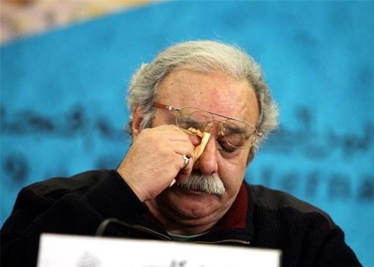 حال وخیم محمد کاسبی در بیمارستان/ علت چه بود؟ + جزییات بیشتر