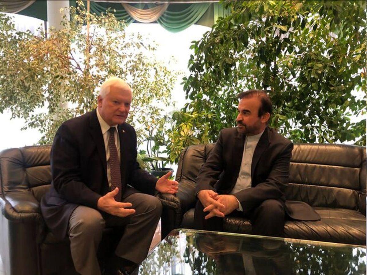 همکاری ایران و روسیه در راستای امنیت بینالمللی اطلاعات