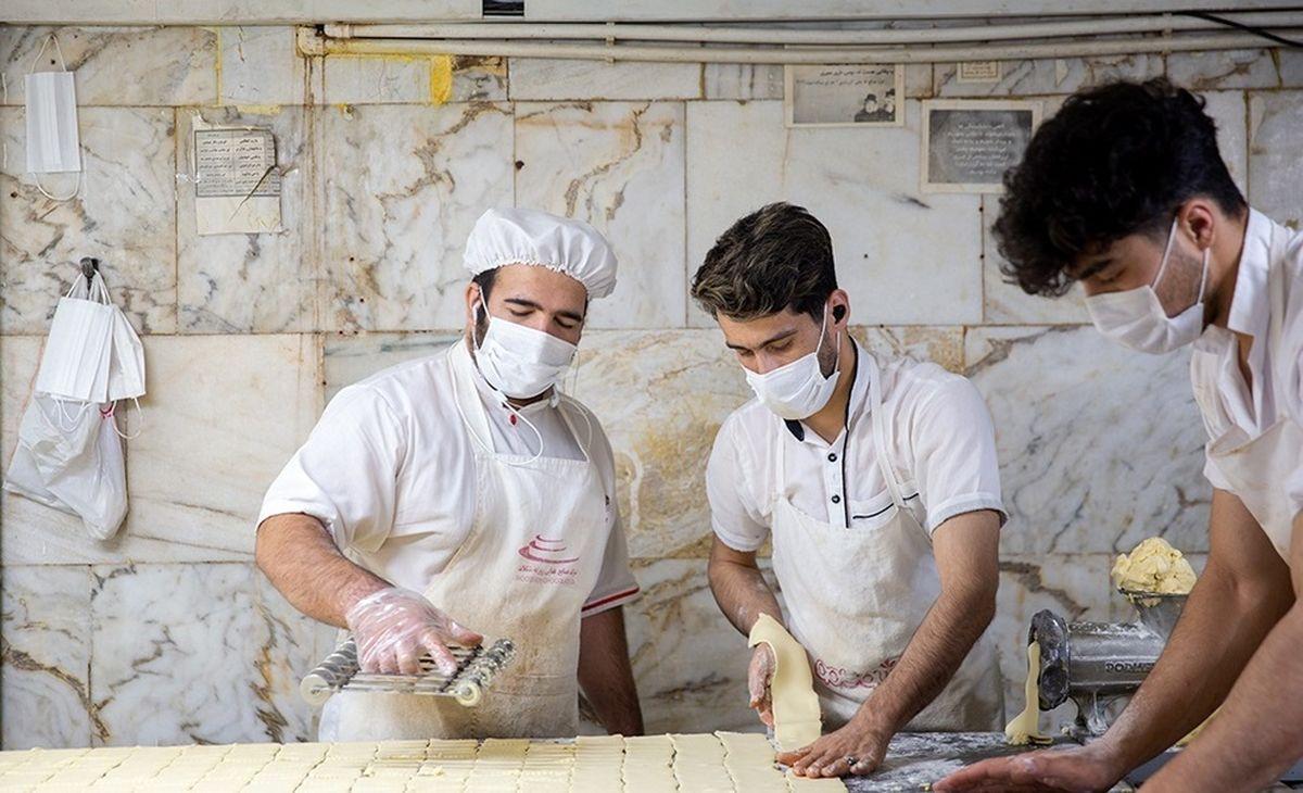 قدیمیترین شیرینی فروشی تهران کجاست؟ +عکسها