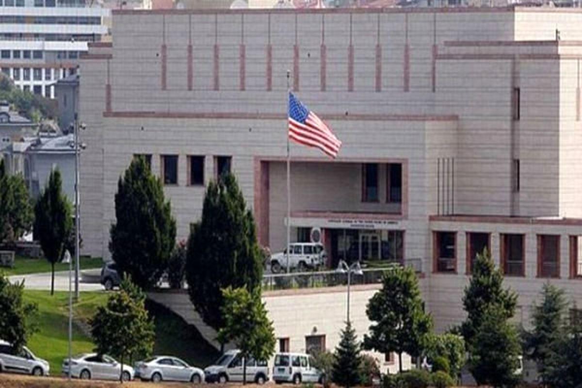 بسته شدن سفارت و کنسولگریهای آمریکا در ترکیه