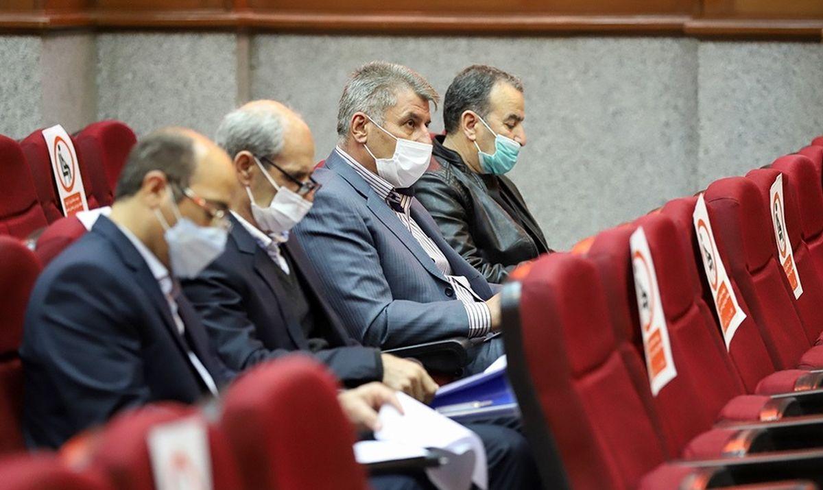 تصاویر منتشر شده از دادگاه رسیدگی به دادخواست ۴۲ عضو سابق منافقین