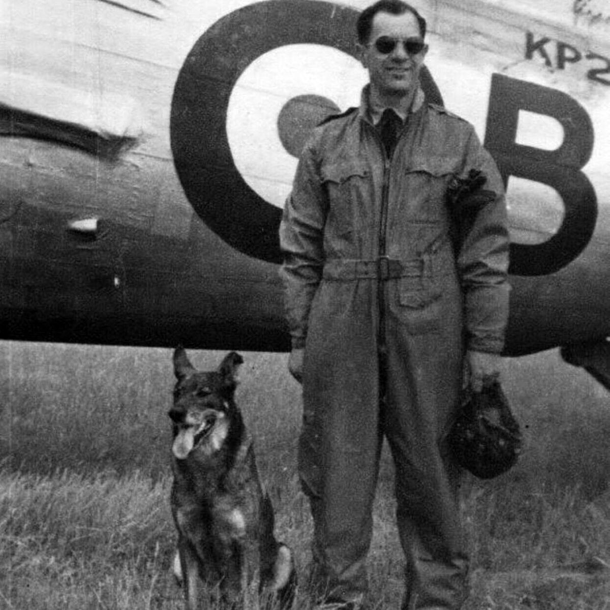 سگ عجیب استرالیایی در جنگ جهانی دوم+عکس