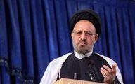 امام جمعه موقت شیراز: ملت ایران محکم ایستادگی است