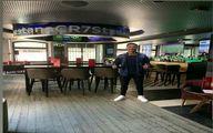 عکس / رونالدو به جای حضور در مراسم توپ طلا رستورانش را افتتاح کرد