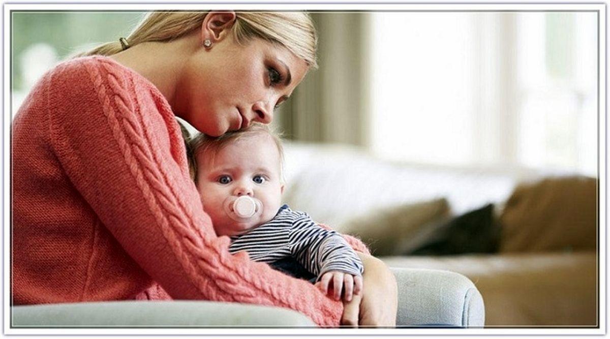 مادران حتما بخوانند: افسردگی زایمان را جدی بگیرید