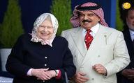 عکس: پوشش متفاوت ملکه انگلیس در مسابقات بینالمللی سوارکاری