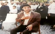تصویر دیده نشده از جواد عزتی در اجرای تئاتر خیابانی