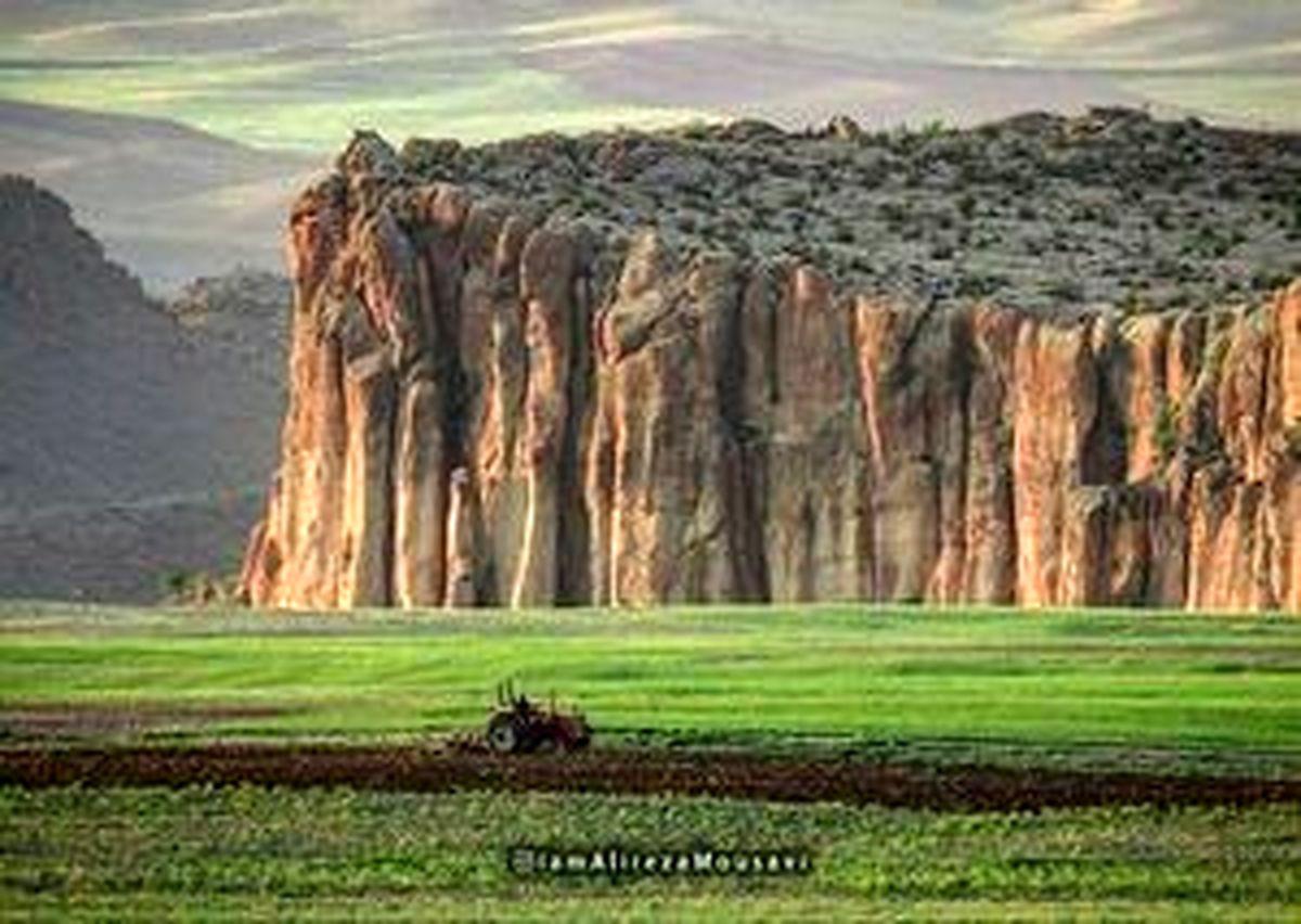 زیبایی بینظیر ایران در دامنهی کوه سبلان+عکس