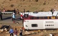 اطلاعیه پلیس درباره علل دو حادثه تلخ اتوبوس خبرنگاران و سربازان