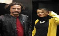 جدیدترین عکس از دو بازیگر محبوب سریال بانوی عمارت