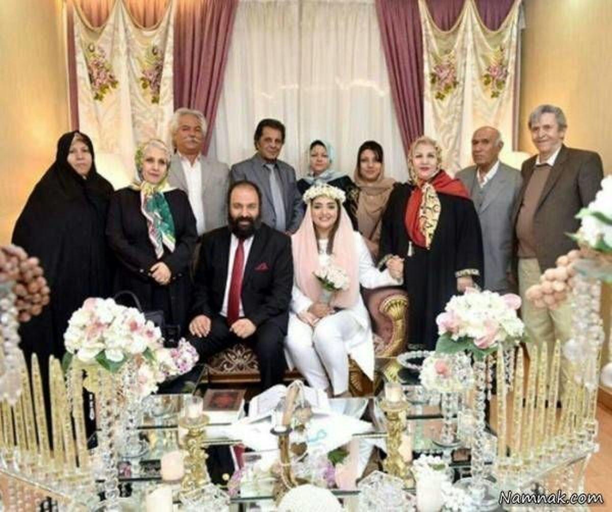 نرگس محمدي از همسرش جدا شد؟