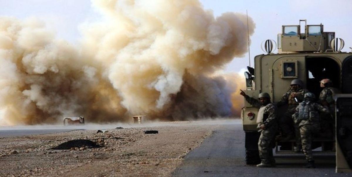 حمله به کاروان لجستیک آمریکا در عراق