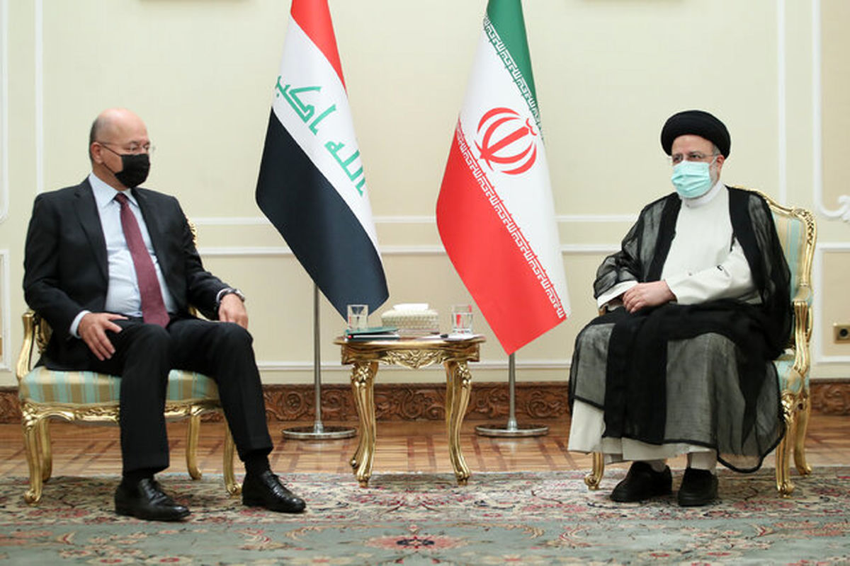 رئیسی:ایران خواهان عراقی قوی و مقتدر است