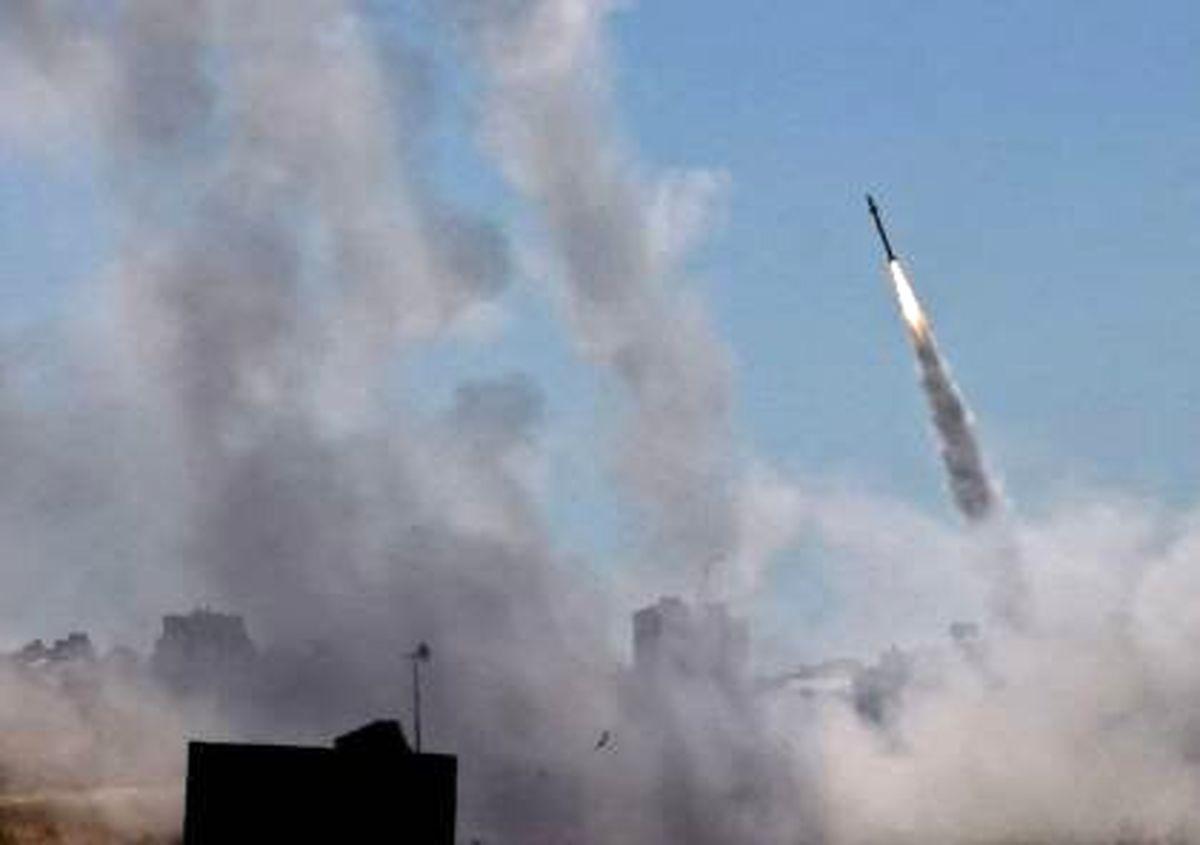 حملات موشکی جدید از لبنان به اراضی اشغالی
