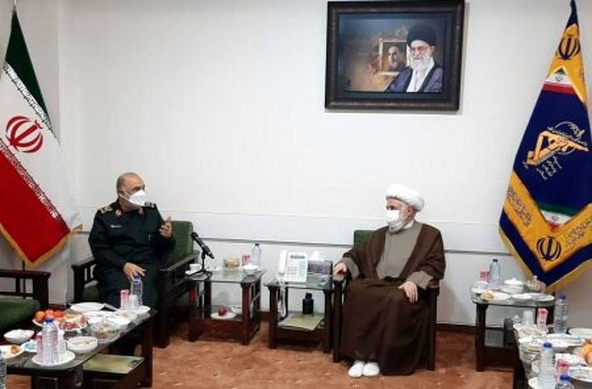 سردار سلامی: جنگ آینده جنگ ممات صهیونیست ها است