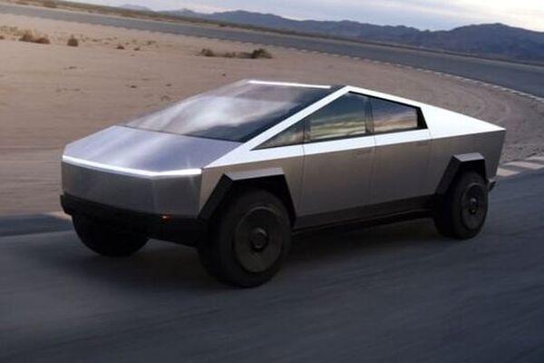 رونمایی از محصول آینده کمپانی خودروسازی تسلا شبیه تانک